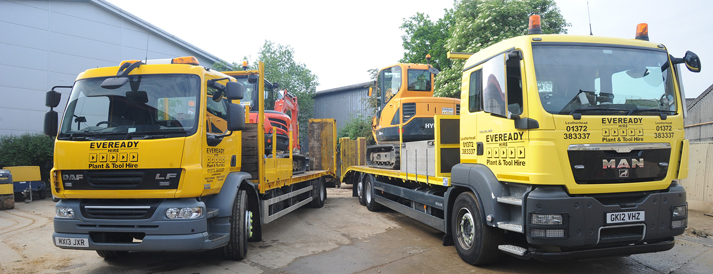 heavy machinery hire